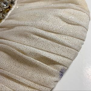 City Triangles Dresses - Bodycon Glitter Dress🛍
